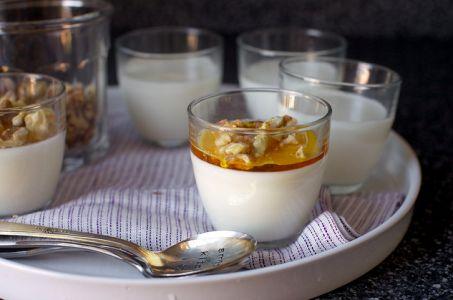 Diétás panna cotta – cukor és lisztmentes nasi