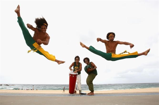 Capoeira aerobik