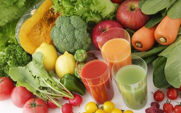 Zöldség lé-méregtelenítés és fogyás
