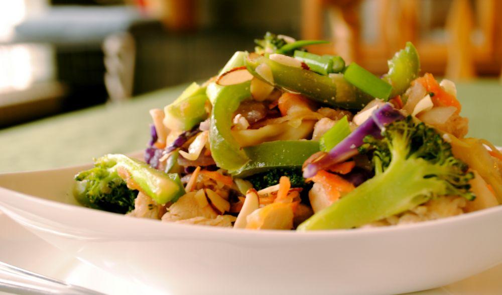 Könnyű ebéd – Stir fry