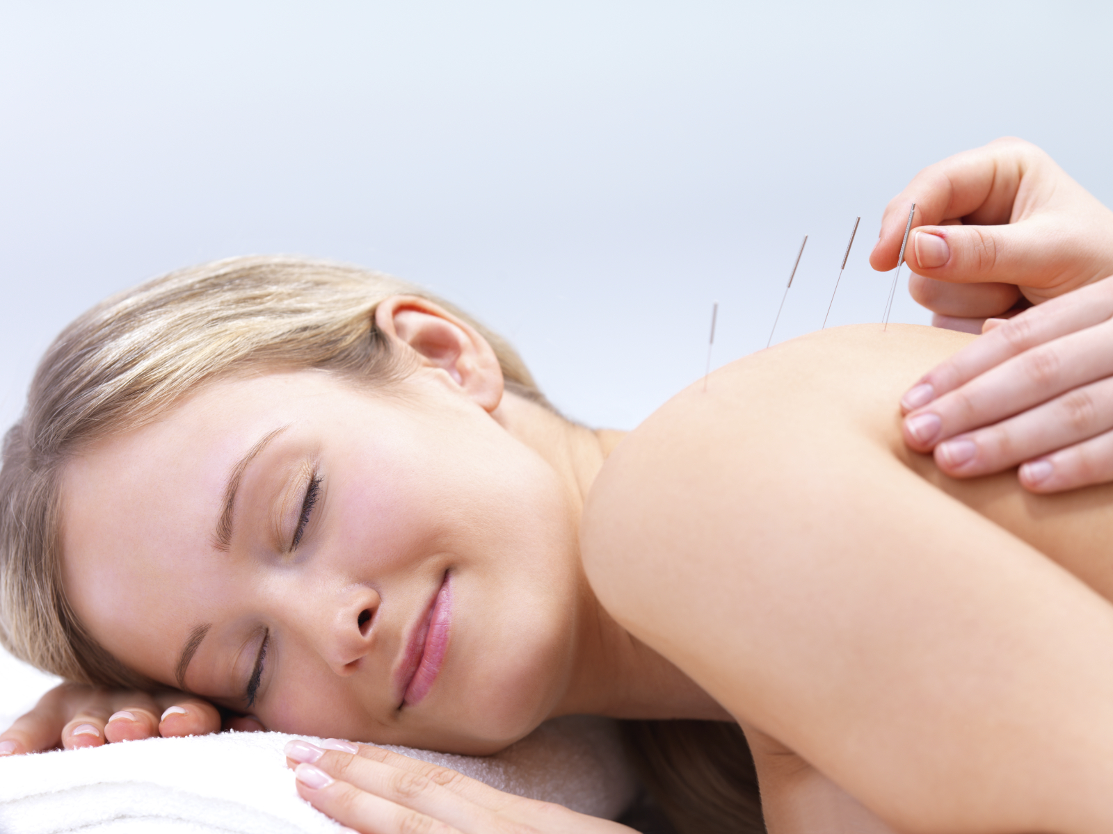 Az akupunktúra hatása