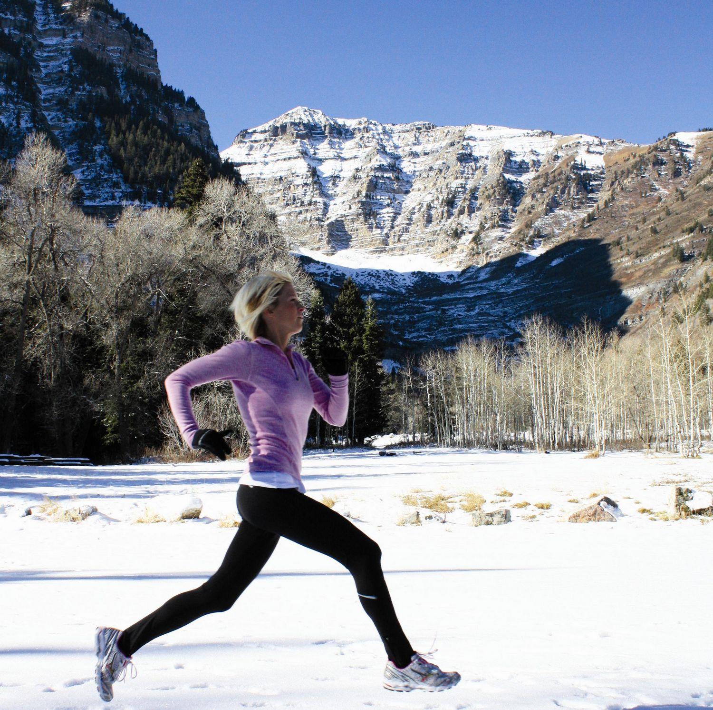 Sportolj a szabadban télen