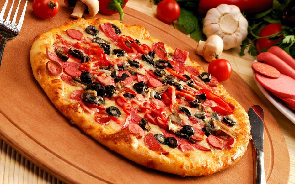 Diétás Pizza – gyorskajából egészségeset
