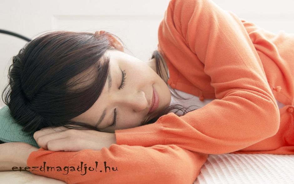 Lendülj formába alvással