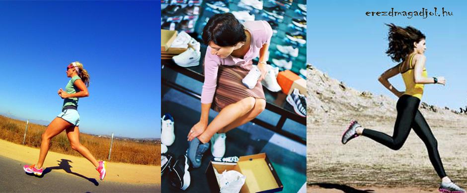 Futócipő választás – pronáló vagy szupináló a lábad?