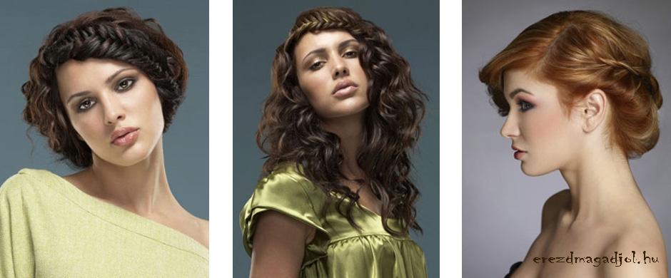2012-es hajfonat trend – szép és egyszerű