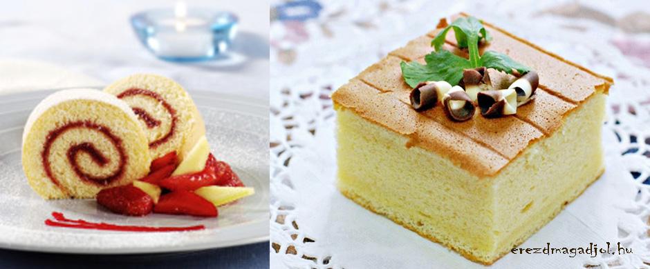 A tökéletes diétás piskóta- cukorbetegeknek is!