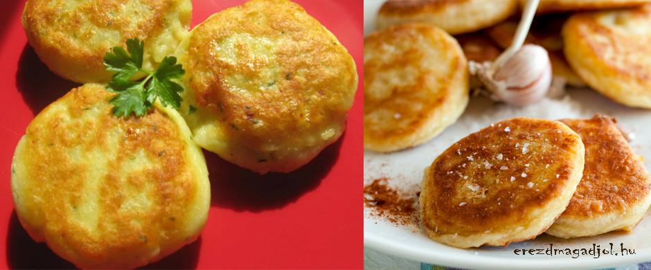 Diétás csicsókás pogácsa- reform krumplis pogácsa
