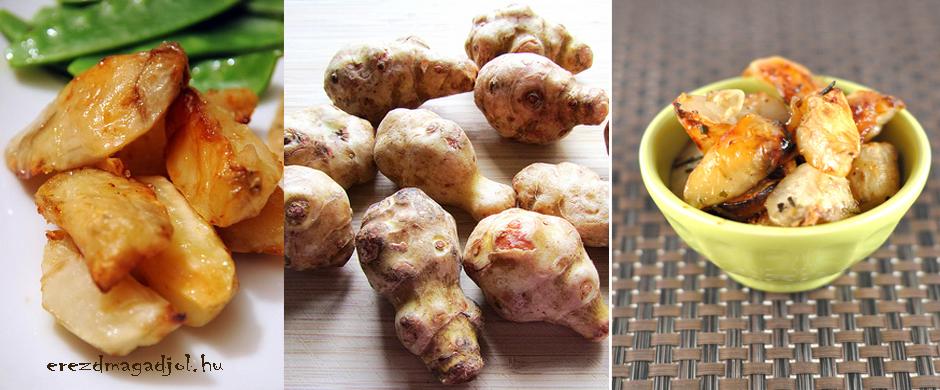 Csicsóka – egészséges krumpli a javából