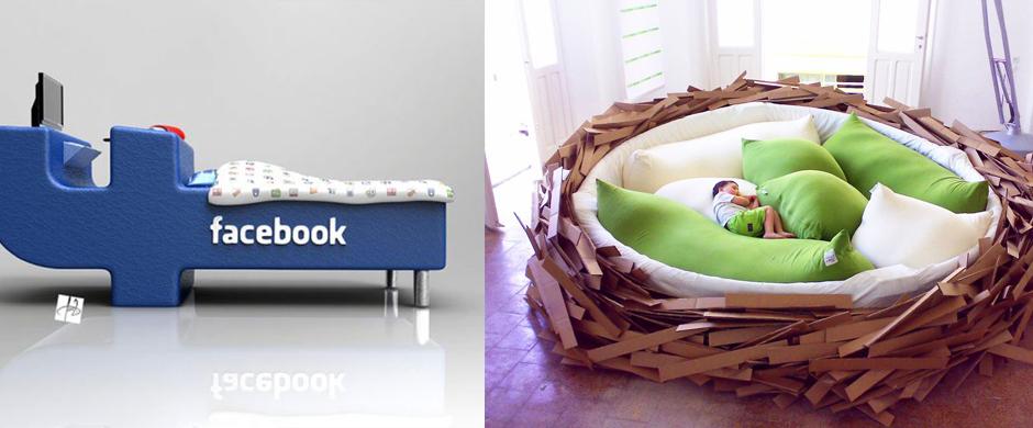 Kényelem vagy design? 2012-es ágymustra
