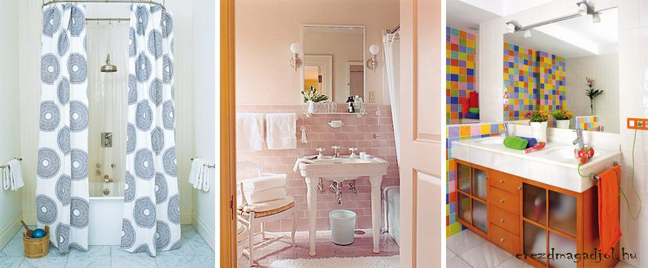 Fürdőszoba – alakítsd ízlésed szerint