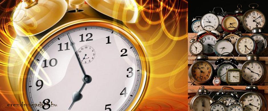 Kezdődhet a téli időszámítás –óraátállítás 2012