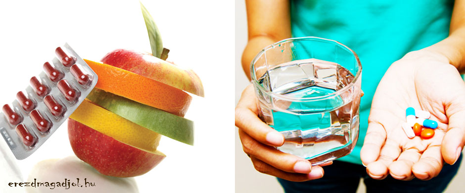 Vitamin, a vitalitásunk alapja