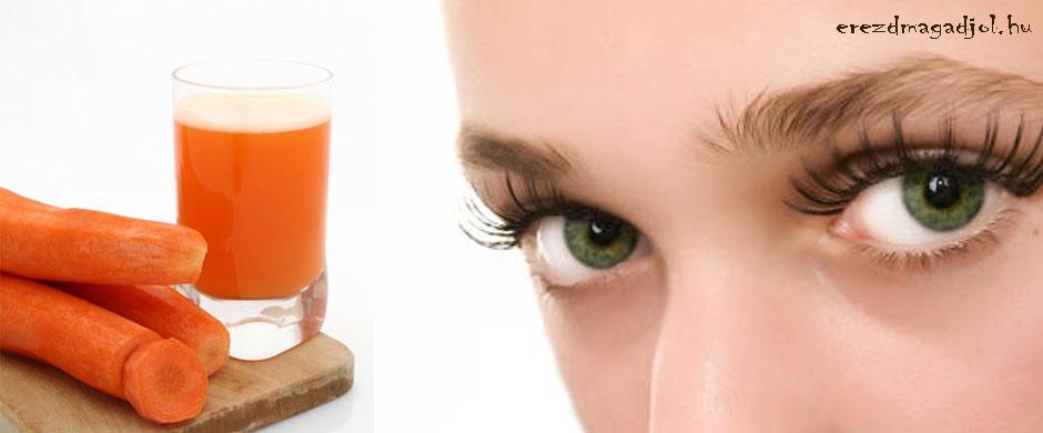 A vitamin – szem és bőrvédő vitamin