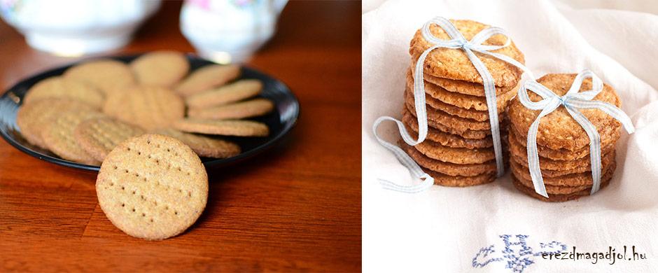 Diétás háztartási keksz – keksz alapú sütik ásza