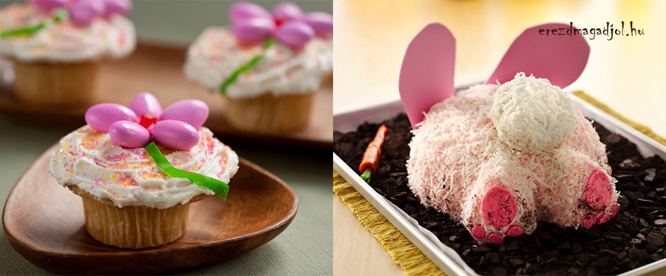 Diétás húsvéti sütik – kreatív süti ötletek