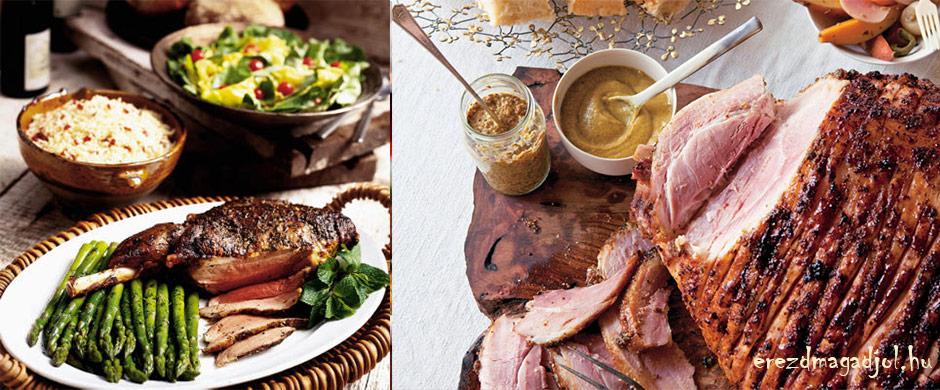 Diétás húsvéti menü – ha nem akarsz hízni az ünnepek alatt sem
