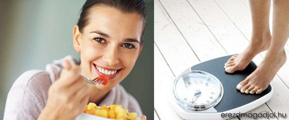 Testkontroll diéta – méregtelenítés és fogyás mesterfokon