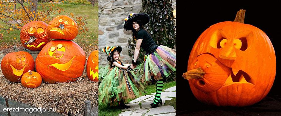 Halloween története és a Töklámpás Legenda