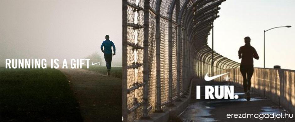 Nike+ – motivációs eszköz futáshoz