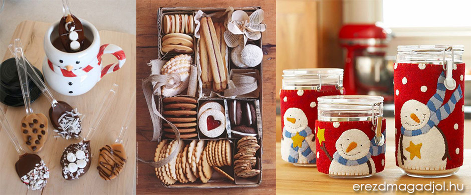 Saját készítésű ajándékok – Éljen a diy karácsony!