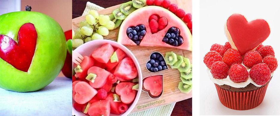 Egészséges nasik nem csak Valentin napra