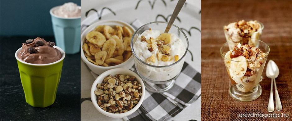 Görög joghurtos finomságok – egészséges és diétás