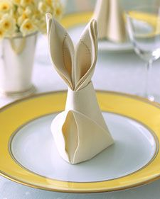 husveti-nyuszi-szalveta