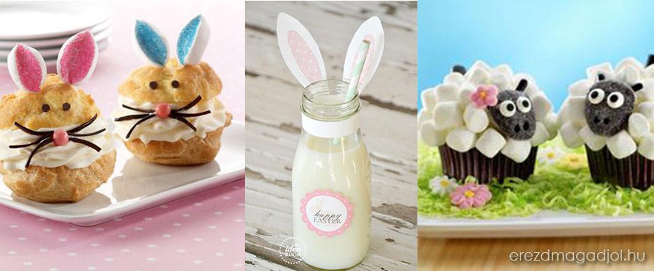 Húsvéti édességek – diétás sütik és nasik
