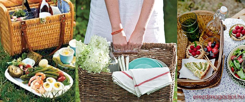 Húsvéti piknik tippek – különleges húsvét