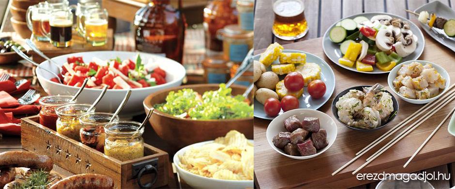 Apró snack, diétás előétel – a legjobb hangulat teremtő