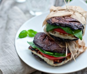 gomba-burger