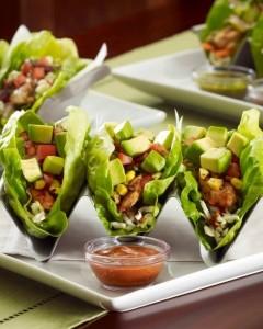 saláta-wrap