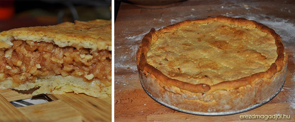 Diétás almás pite – az őszi klasszikus