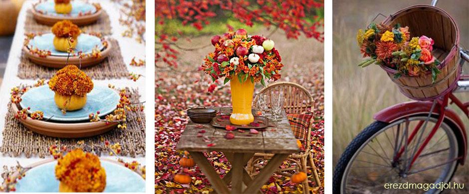 Őszi hangulat – inspiráció ősszel