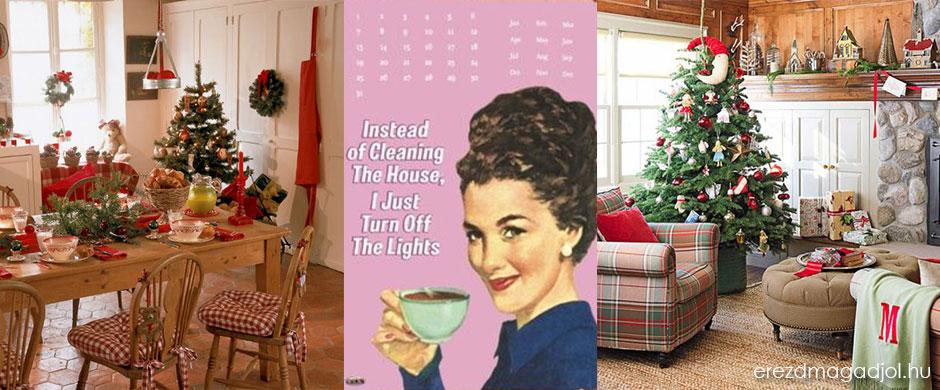 Karácsonyi nagytakarítás stresszmentesen