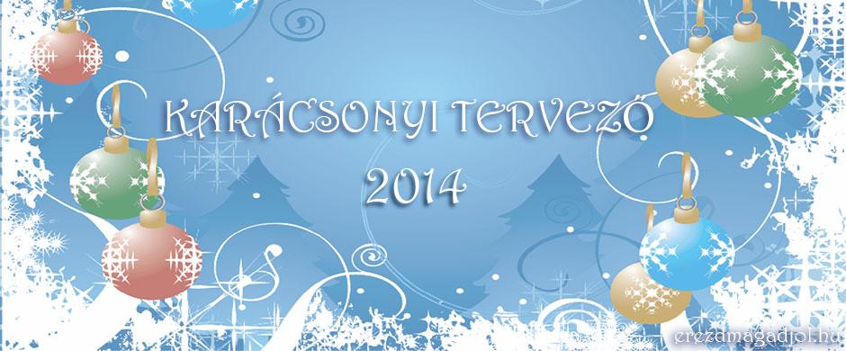 Karácsonyi tervező 2014 – ingyenes karácsonyi meglepi