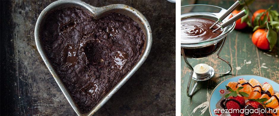 Valentin napi csemege – alakbarát finomságok