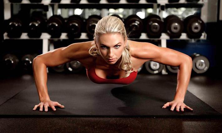 30 napos fekvőtámasz kihívás – kezdőknek és haladóknak