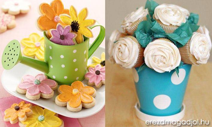 Anyák napi sütemény ötletek
