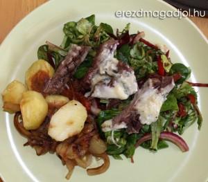 steak-salata