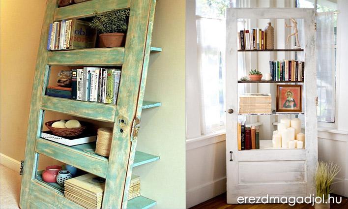 Készítenél ajtóból  bútort?