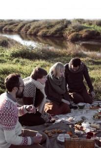 piknik-baratokkal