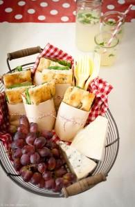 piknik szendvics