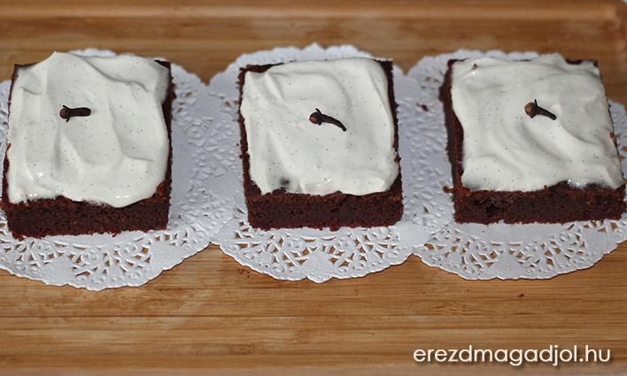 Mennyei céklás brownie – egészséges élvezet