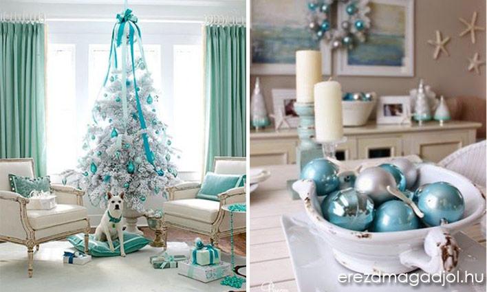 Türkiz karácsony