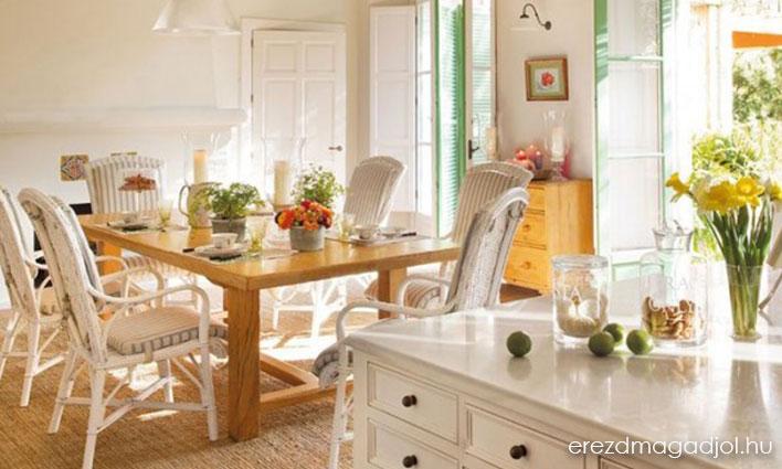 Farmhouse konyha – inspiráció vidékről