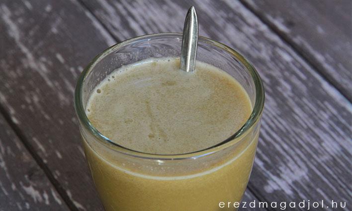 Vitaminbomba – zöldség-gyümölcs turmix