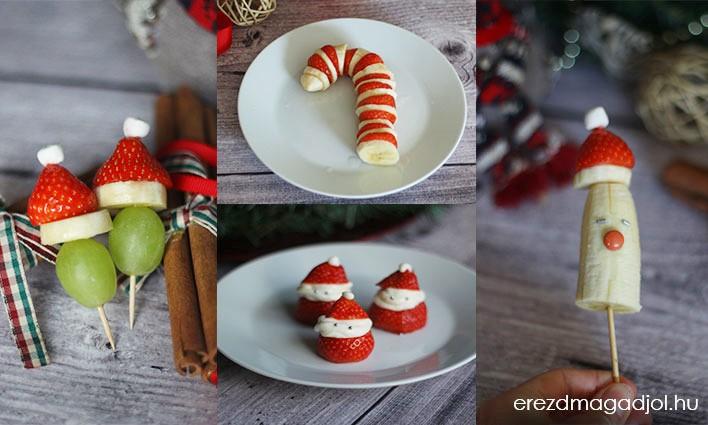 Karácsonyos gyümölcs nasik
